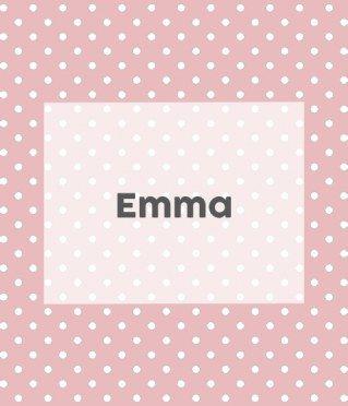 Beliebte Vornamen 2016: 5. Emma