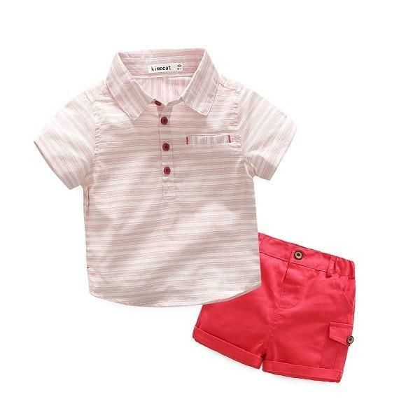 44ee60f2fb7d tz1133 Kimocat Boy Clothing 2 Pcs Sets Summer Kid s Clothes Cotton ...