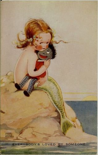 1920 Mermaid