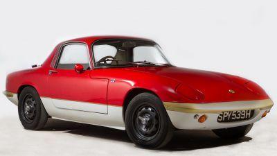 DRIVE Legends: Lotus Elan 1962-1973 by drive.gr