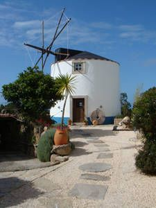 Check out this awesome listing on Airbnb: Almoçageme Windmill in Colares - Get $25 credit with Airbnb if you sign up with this link http://www.airbnb.com/c/groberts22