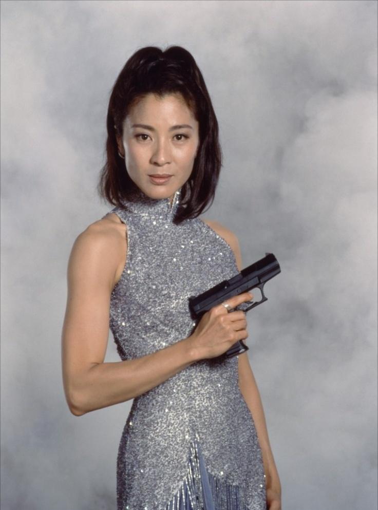 Michelle Yeoh (Tomorrow Never Dies - 1997)