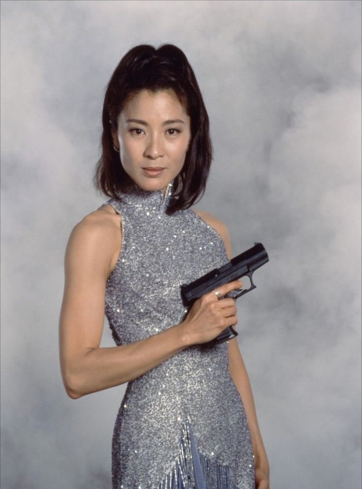 Michelle Yeoh (Tomorrow Never Dies - 1997)