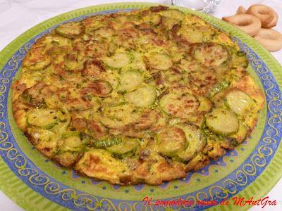 Il Pomodoro Rosso di MAntGra: Frittata di zucchine e uovo d'oca   http://ilpomodororosso.blogspot.it/2013/01/frittata-di-zucchine-e-uovo-doca.html