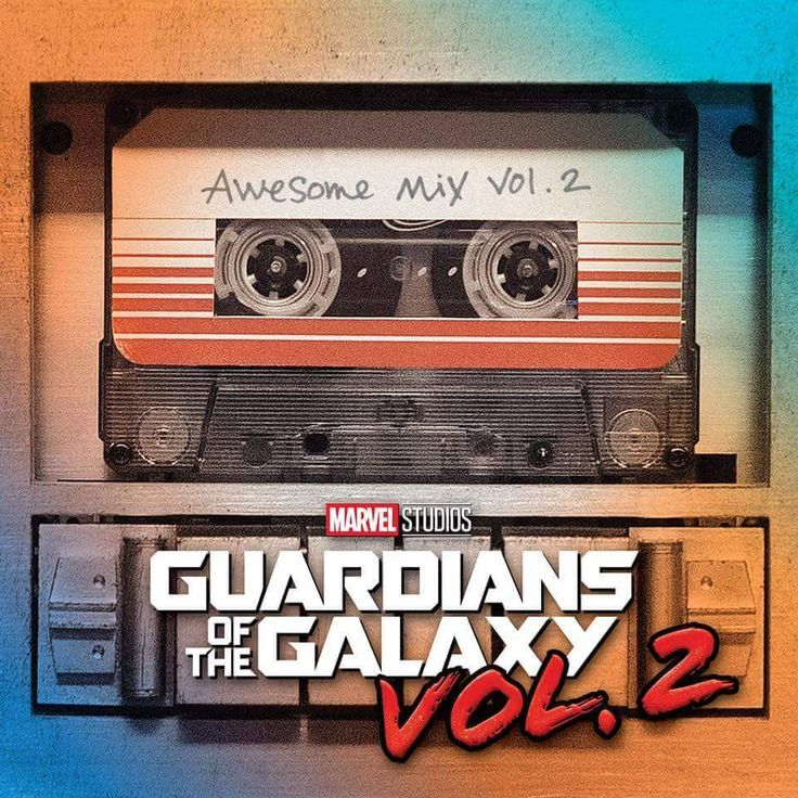 Guardians of the Galaxy Vol. 2 soundtrack revealed, lives up to its Awesome Mix name! Get pumped with the Spotify playlist!