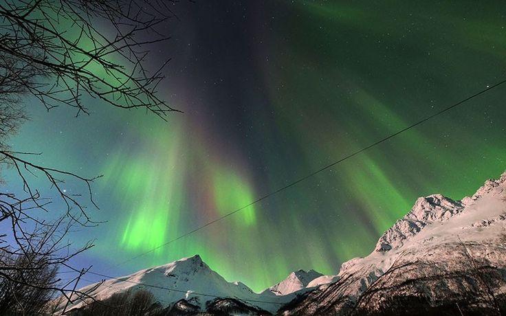 Kuzey Işıkları Nasıl Çekilir