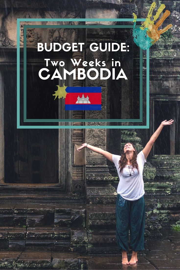 Budget Guide for Cambodia