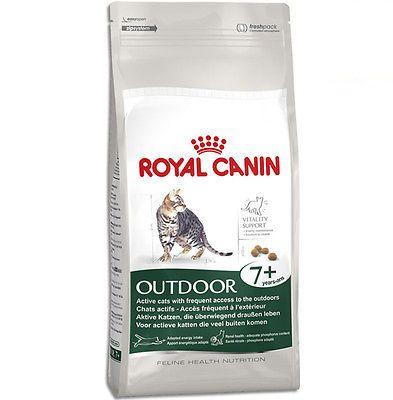 4 kg Royal Canin Outdoor 7+ Katzenfutter Trockenfutter MHD 03.17sparen25.com , sparen25.de , sparen25.info