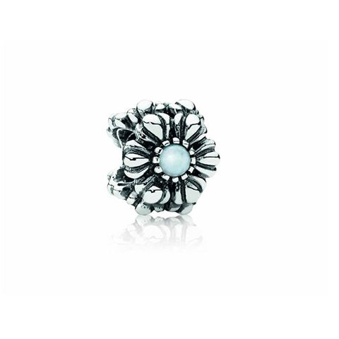 Pandora MOA - March Birthday Blooms Charm, $65.00 (http://www.pandoramoa.com/march-birthday-blooms-charm/)