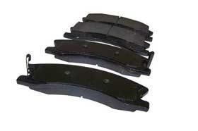 Crown Automotive Front Brake Pad Set 5093183TI Disc Brake Pads. Price: $38.79; SKU: CRO5093183TI; Condition: New; Shipping: Calculated at checkout.