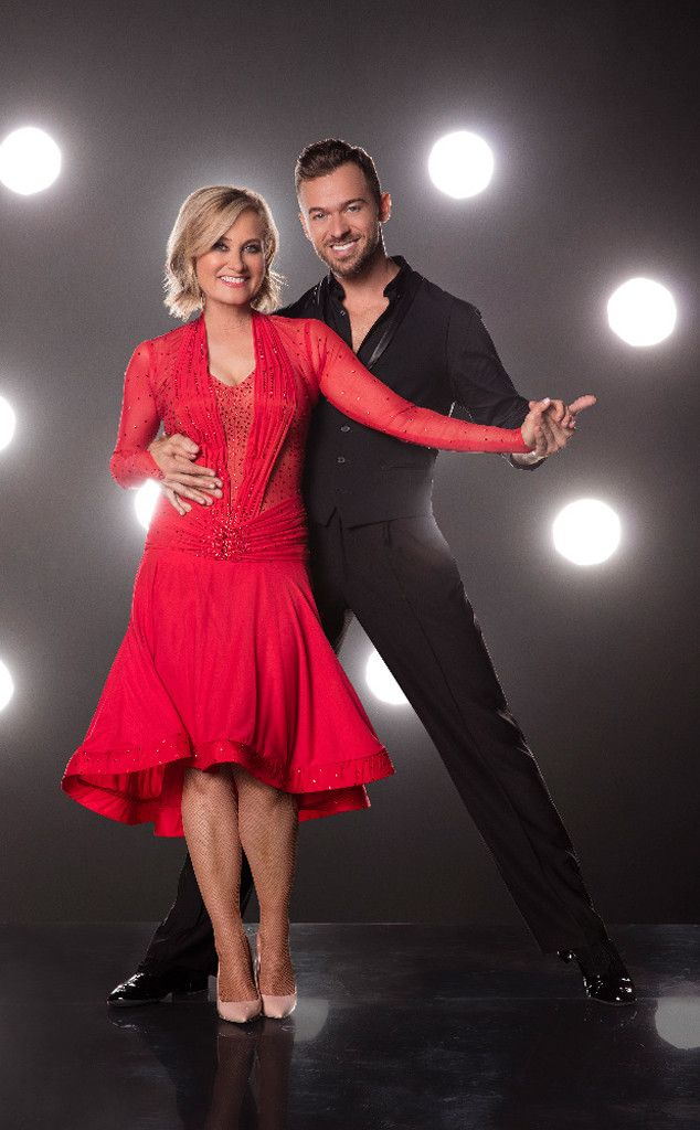 Maureen McCormick and Artem Chigvintsev from Meet Dancing With the Stars' Season 23 Cast | E! Online