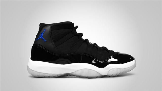 http://www.myjordanshoes.com/air-jordan-11-retro-black-white-blue-p-354.html AIR JORDAN 11 RETRO BLACK WHITE BLUE Only $69.45 , Free Shipping!