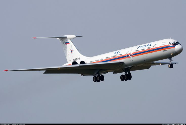 Ilyushin Il-62M - MChS Rossii - Russia Ministry for Emergency Situations | Aviation Photo #1371286 | Airliners.net