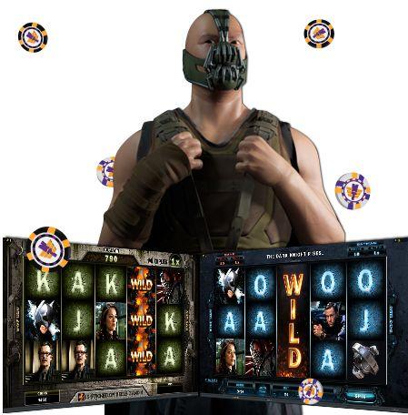 Dark Knight Slot Games