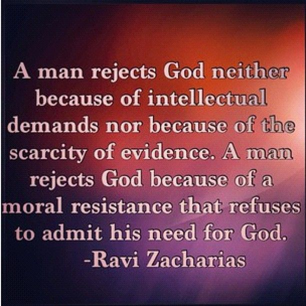 40 best Quotes from Ravi Zacharias images on Pinterest ...