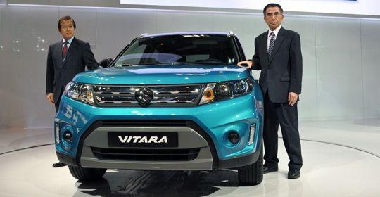 Suzuki Grand Vitara 2015. Обзор кроссовера