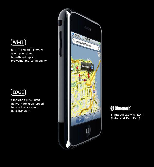 Apple - iPhone - High Technology - Wireless