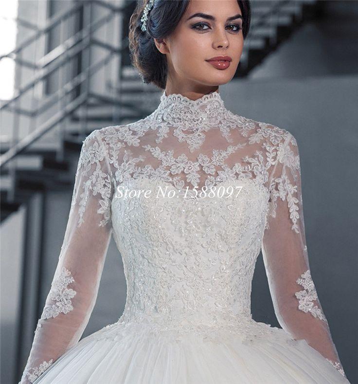 Best 25 Turtleneck Wedding Dress Ideas On Pinterest