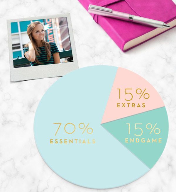 Meet the Little Budget Diary that lets you buy LBDs, courtesy of financial guru Nicole Lapin.