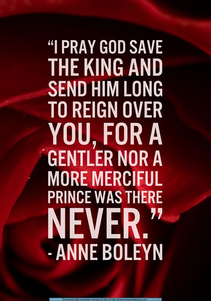 henry viii and anne boleyn relationship quotes