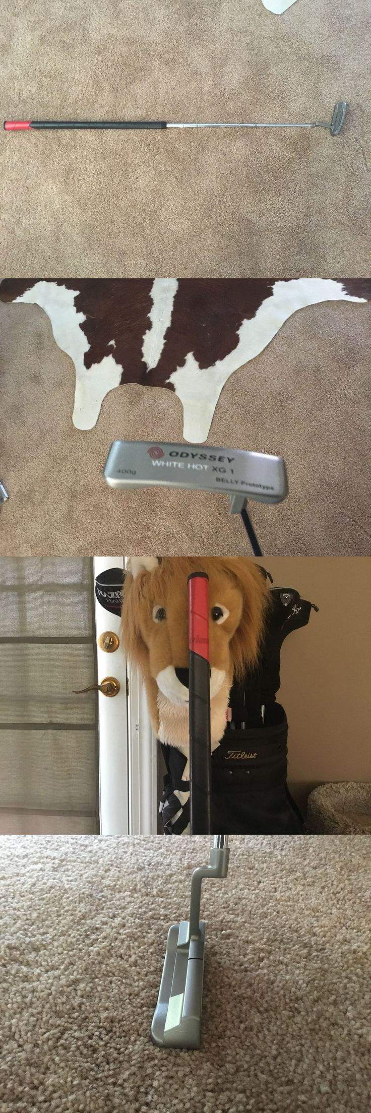 Other Golf 630: Ernie Els Long Putter Prototype British Open The Open Odyssey -> BUY IT NOW ONLY: $995 on eBay!
