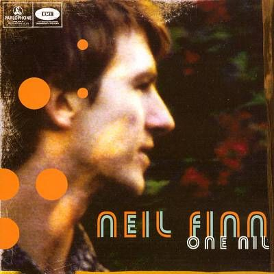 One Nil - Neil Finn.  Good album.  Neil Finn, from Crowded House, delivers some nice sounds on this solo effort.  Not much more to say, just listen to it...
