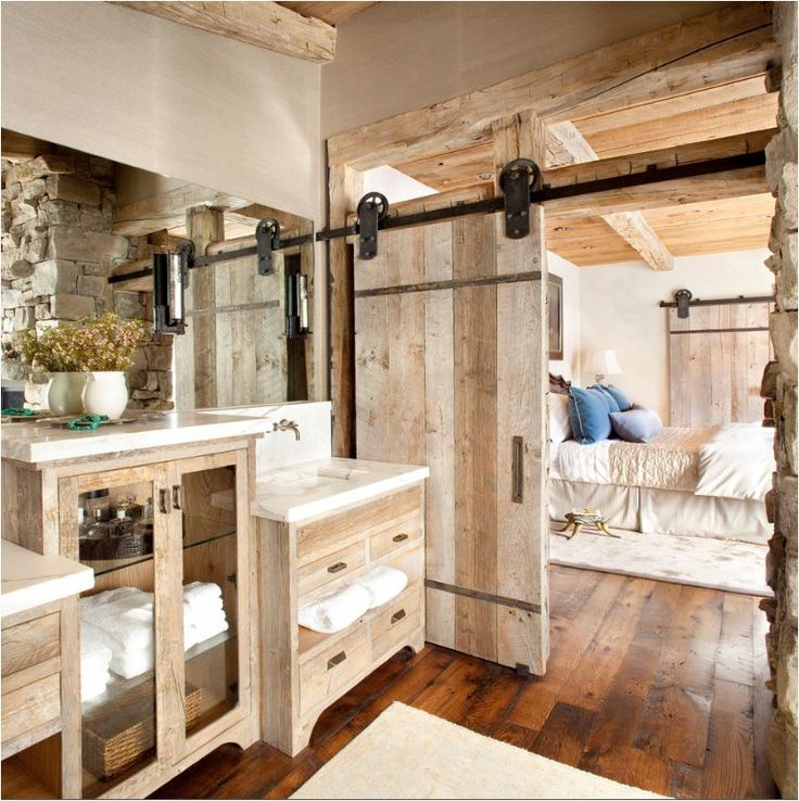 Small Bathroom Rustic Designs best 25+ mountain modern ideas only on pinterest | rustic modern