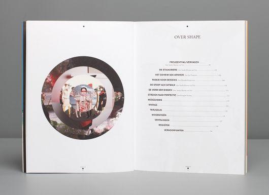 Circular table of contents design pinterest content for Table of contents design
