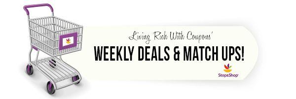 Stop & Shop Coupon Match Ups - Week of 1/17 - http://www.livingrichwithcoupons.com/2014/01/stop-shop-coupon-match-ups-week-117.html