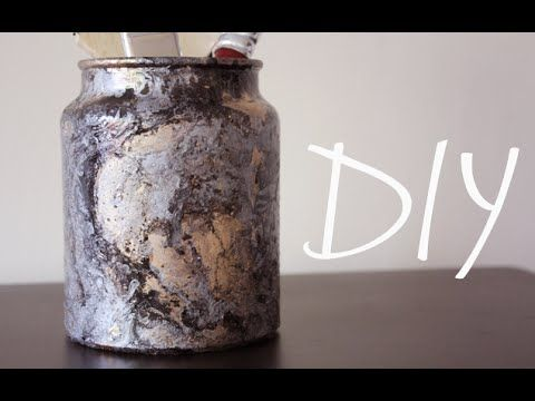 Painting Glass Jars  learn the basic tips and tricks on how