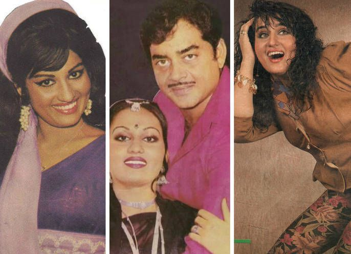 Reena Roy's colourful life and times itimes.com