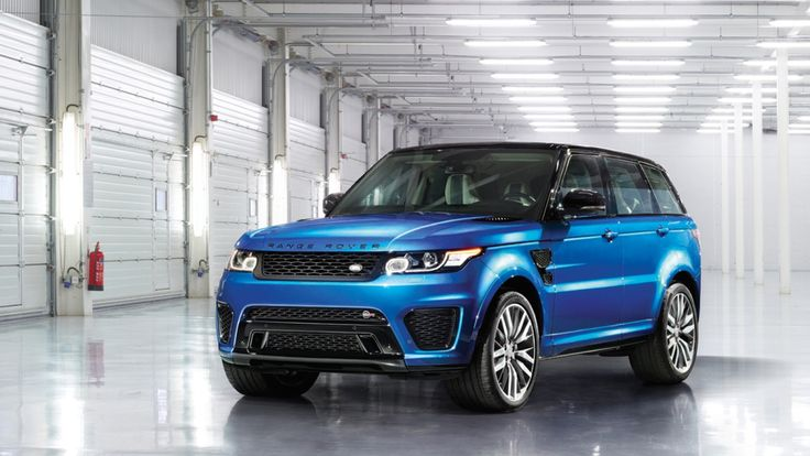 Range Rover Sport SVR is up for sale in India at Rs. 2.12 Crore