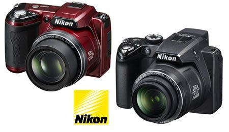 Nikon Coolpix P100 and L110 cameras introduced