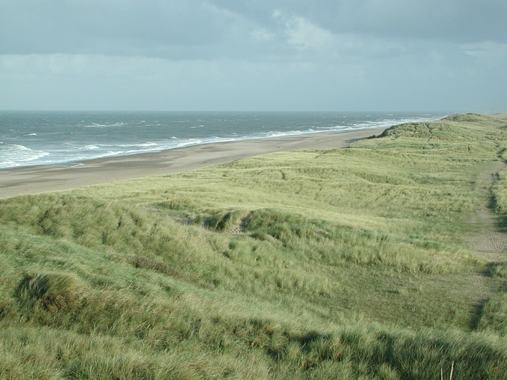 Denmark Northsea Coast