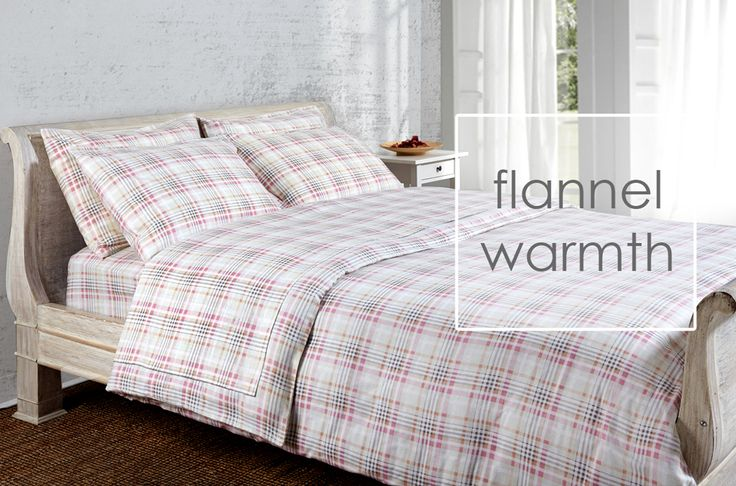 Flannel Sheets set Printed FIELDCREST 100% Velvet Cotton