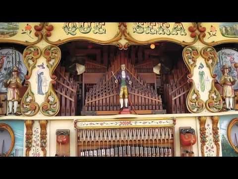 ▶ 54 keyless Dean organ Que Sera GDSF 2013 - YouTube