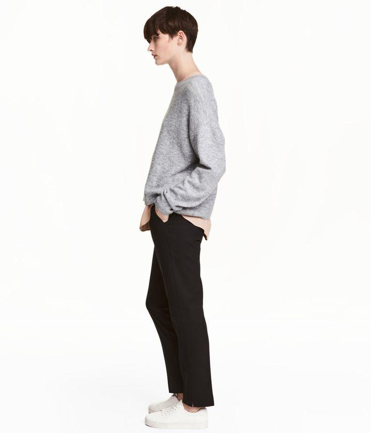 Pull on -housut | Musta | Naiset | H&M FI