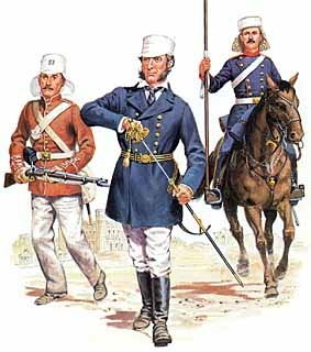Osprey Men-at-Arms 268 - The British Troops in the Indian Mutiny 1857–59 mirageswar.com