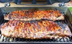 Sam's Place: How To Cook Ribs On The Grill Doesn't Have To Be H...