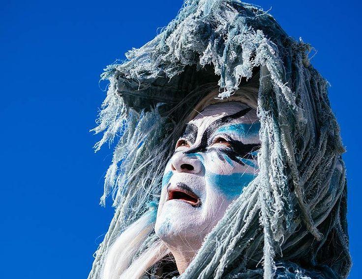 "Isaya Mondori (costume by Maria Kley (@mariakley)) ""Tsukumogami"" by Dadadadan Tenko (@dadadadantenko) Nishiko & Maria Kley Oerol Festival (@oerolterschelling) Terschelling The Netherlands Jun. 17 2017. Copyright  2017 Alex Hamstra Photography . . . . . . . #dadadadantenko #tsukumogami #mariakley #nishiko #shotwithlove #photographyislife #terschelling #oerol #kabuki #japaneseculture #agameoftones #vscofilm #moodygrams #iglobal_photographers #rsa_portraits #contemporaryphotography #vsco #vsco…"
