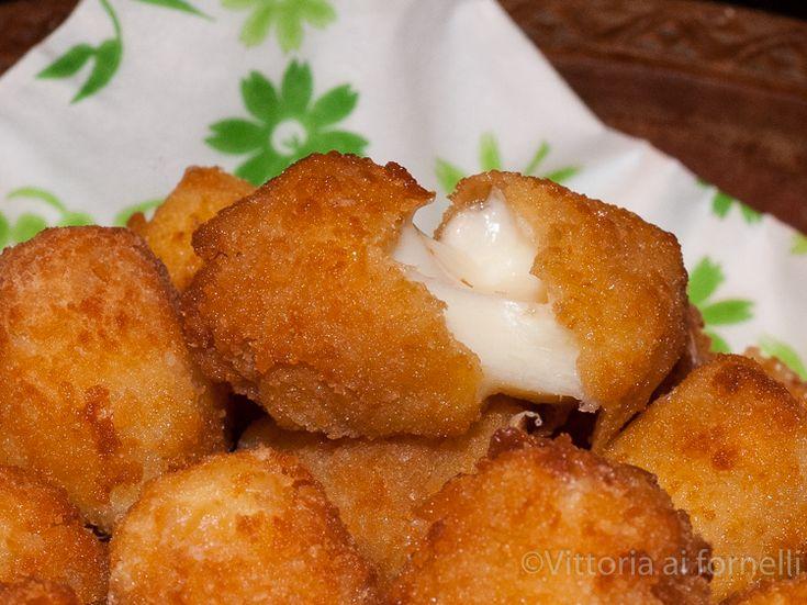 Crocchette di formaggio, ricetta finger food