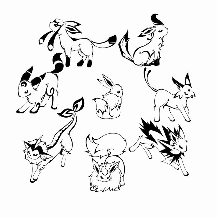 Quatang Gallery- Eevee Evolutions Coloring Page Elegant Pokemon Coloring Pages Eevee Evolutions All Google Search Color In 2020 Pokemon Coloring Pages Pokemon Coloring Eevee Evolutions