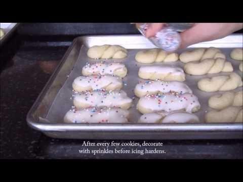Italian Biscotti - The Merchant Baker