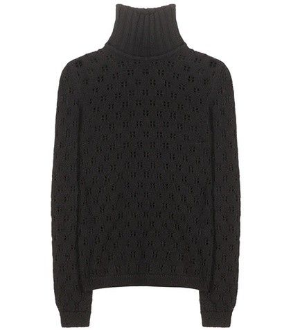 WOOL TURTLENECK SWEATER BOTTEGA VENETA