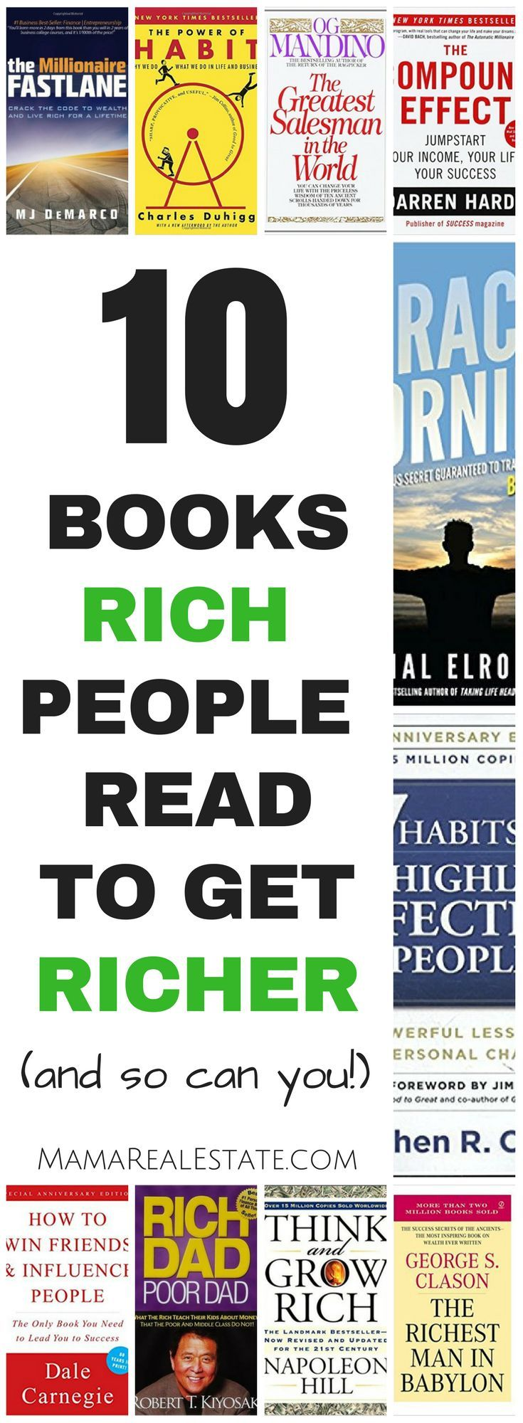 Here Are The Top 10 Books To Read To Build Wealth As Recommended By Our  Country's
