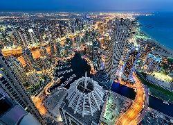 Dubaj, Drapacze, Chmur