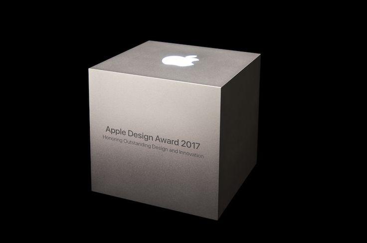 Cada año se realiza la Apple Design Awards donde se destaca a las mejores aplicaciones y juegos del año en la WWDC.