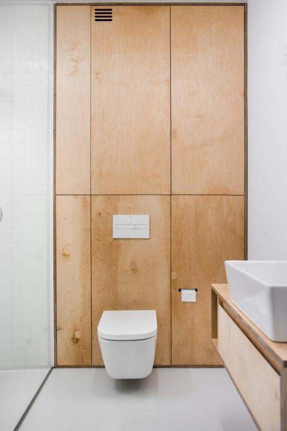 18 best Toilet images on Pinterest Bathroom, Half bathrooms and - refaire un plafond de salle de bain