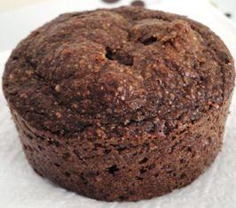 Receitas da Dieta Dukan: Muffins de chocolate Dukan