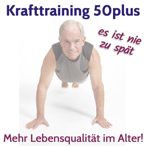Gezieltes Krafttraining lohnt sich in jedem Alter! Selbst Senioren können dem Verlust von Muskelmasse aktiv begegnen und Krankheiten vorbeugen